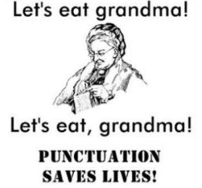 Punctuation 1